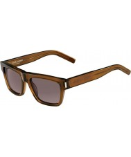 Thick Rimmed Brown Sunglasses - Sunglasses2u