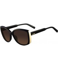 Sunglasses Jil Sander Ladies Black JS693S Sunglasses