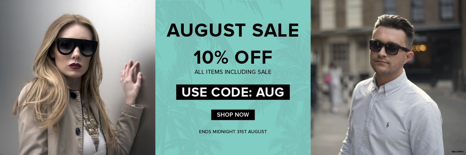 August sale