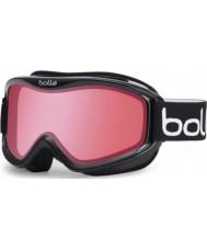Bolle 20571 Mojo Shiny Black - Vermillon Ski Goggles