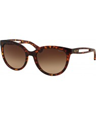 Ralph RA5204 55 Youth Tortoise 144213 Sunglasses
