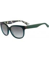 Karl Lagerfeld Ladies KL847S Petroleum Sunglasses