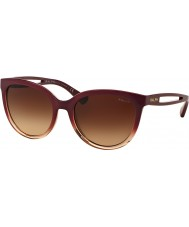 Ralph RA5204 55 Youth Berry Gradient 144913 Sunglasses