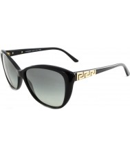Versace VE4264B 57 Rock Icons Black GB1-11 Sunglasses