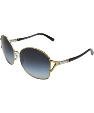 Michael Kors MK1004B 58 Palm Beach Gold 100411 Sunglasses