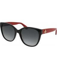 Gucci Ladies GG0097S 005 Sunglasses