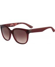 Karl Lagerfeld Ladies KL847S Red Sunglasses
