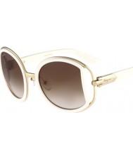 Salvatore Ferragamo Ladies SF719S Ivory Sunglasses