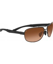 Serengeti Norcia Black Drivers Gradient Sunglasses