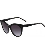 Calvin Klein Collection Ladies CK4324S Charcoal Sunglasses