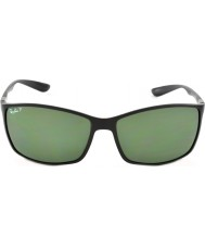 RayBan RB4179 62 Liteforce Matte Black 601S9A Polarized Sunglasses