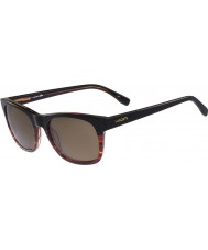 Lacoste L779S Black Striped Sunglasses