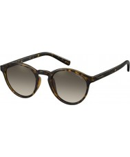 Polaroid Mens PLD1013-S V08 94 Havana Polarized Sunglasses