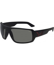Cebe Maori Matt Black Red Polarized Sunglasses