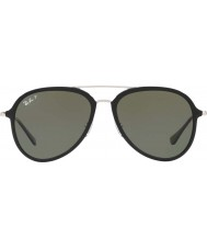 RayBan RB4298 57 601 9A Sunglasses
