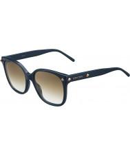 Jimmy Choo Ladies Dema-S Z0A XY Blue Sunglasses