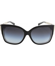Michael Kors MK2006 57 Taormina Black Crystal 303311 Sunglasses