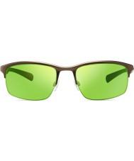 Revo RE1016 Fuselight Brown - Green Water Polarized Sunglasses