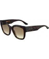 Jimmy Choo Ladies ROXIE S 086 HA 55 Sunglasses