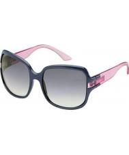 Max and Co Ladies 70-S G9P 9C Dark Blue Sunglasses