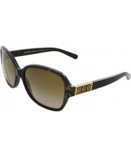 Michael Kors MK6013 57 Cuiaba Brown Snake 301913 Sunglasses