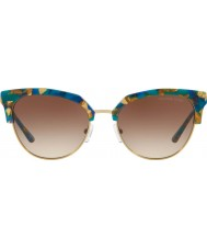 Michael Kors Ladies MK1033 54 334413 Savannah Sunglasses