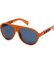 Diesel DL0098 Orange Sunglasses
