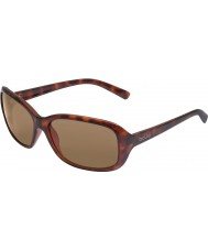 Bolle Molly Dark Tortoiseshell Dark Brown Sunglasses