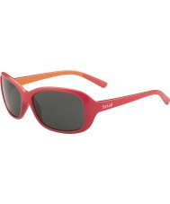 Bolle Jenny Jr. Shiny Pink Orange TNS Sunglasses