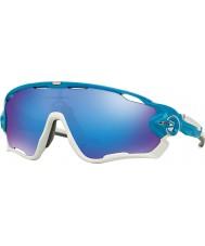 Oakley OO9290-02 Jawbreaker Sky Blue - Sapphire Iridium Sunglasses