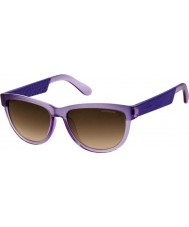 Carrera Ladies Carrera 5000 BAA CC Purple Sunglasses