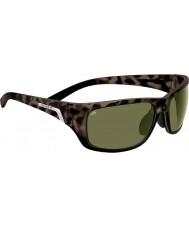 Serengeti Orvieto Black Tortoiseshell Polarized PhD 555nm Sunglasses