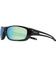Revo RE4070 Guide S Black - Green Water Polarized Sunglasses
