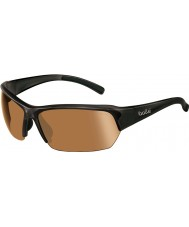 Bolle Ransom Shiny Black Modulator V3 Golf Sunglasses