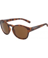 Bolle 12348 Rooke Tortoiseshell Sunglasses