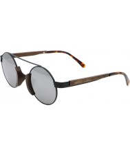 Swole Panda Morpheus Brown Polarized Bamboo Sunglasses