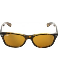 RayBan RB2132 New Wayfarer Light Tortoiseshell - Brown