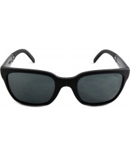 Polo Ralph Lauren PH4089 54 Rubber Black Grey 528487 Sunglasses