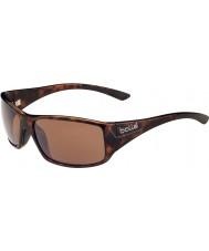 Bolle Kingsnake Shiny Tortoiseshell Polarized A-14 Sunglasses