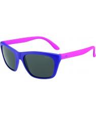 Bolle Jordan Jr. (Age 8-11) Violet Rose TNS Sunglasses