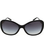 Versace VE4271B 58 Rock Icons Black Grey Gradient GB1-8G Sunglasses