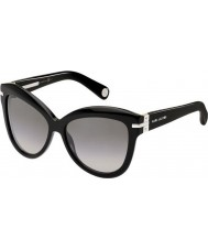 Marc Jacobs Ladies MJ 468-S 807 EU Black Sunglasses