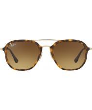 RayBan RB4273 52 Havana 710 85 Sunglasses