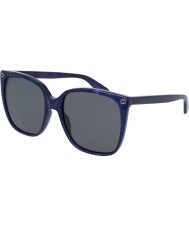 Gucci Ladies GG0022S 005 Sunglasses