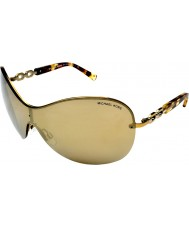 Michael Kors MK1002B 40 Croatia Gold 10046E Sunglasses