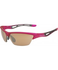 Bolle Tempest Satin Pink Modulator V3 Golf Sunglasses