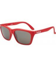 Bolle 527 Retro Collection Shiny Red Camo TNS Gun Sunglasses