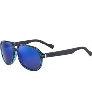 BOSS Orange Mens BO 0144-S 6SF Z0 Blue Sunglasses