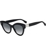 Fendi Ladies FF0266 S 807 9O 52 Peekaboo Sunglasses