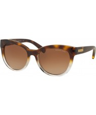 Michael Kors MK6035 53 Mitzi I Tortoiseshell Shaded 312513 Sunglasses
